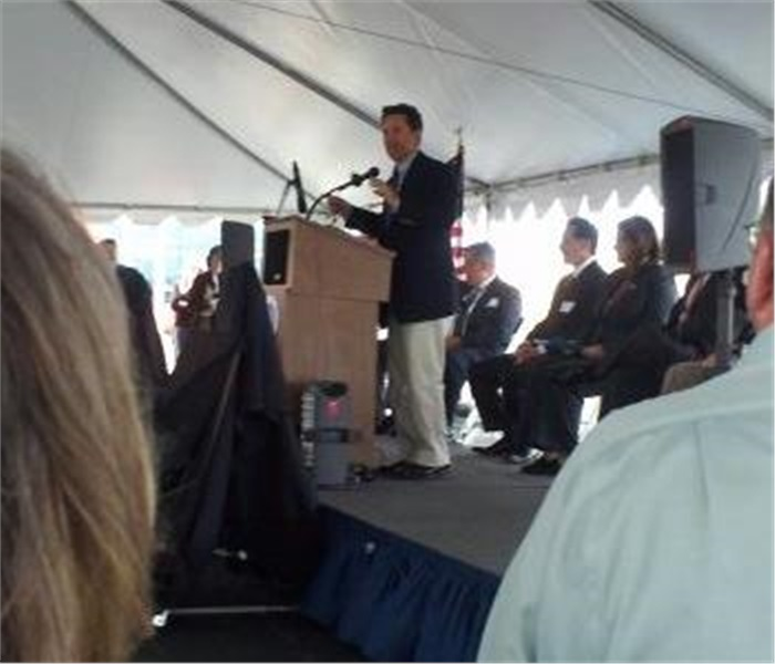 Grand Opening Ceremony for The Hyannis Airport
