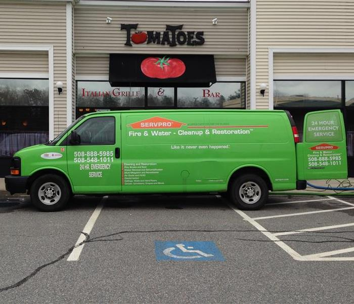 Carpet Cleaning at Tomatoes Restaurant in Sandwich, MA