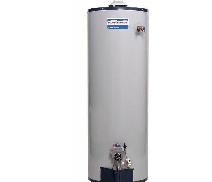 Fire Damage Water heater recall: Rheem, American Standard