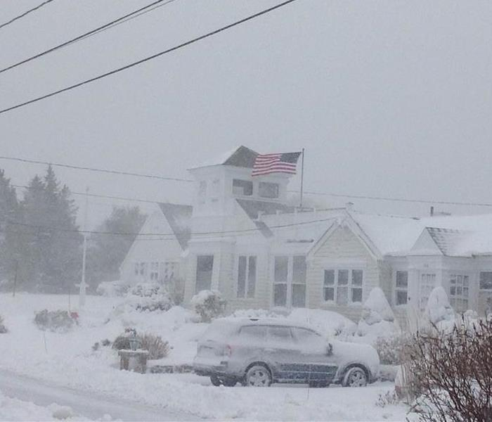 Water Damage The Arctic Blast Will Effect Cape Cod & The Islands