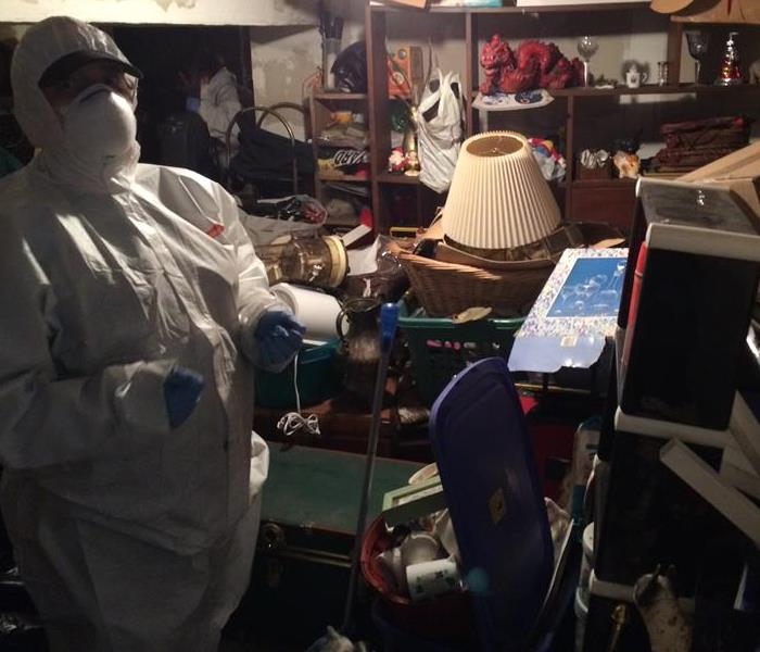 Biohazard Hoarding: It's More than Clutter