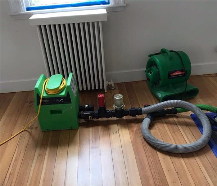 Water Damage Never Wait When Dealing with Water Damage| SERVPRO of Upper Cape Cod and the Islands
